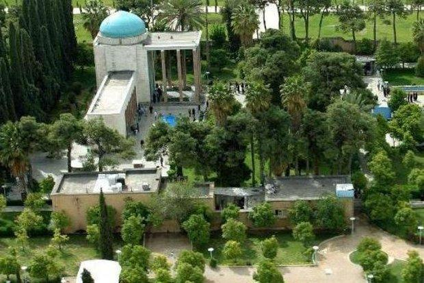 فعالیتهای ادبی بامحور سعدی پژوهی در مجاورت آرامگاه سعدی تقویت گردد