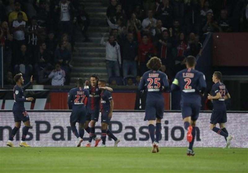 فوتبال دنیا ، سرقت طرفداران پاری سن ژرمن از یک فروشگاه