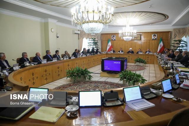 انتخاب استانداران همدان، کرمان، زنجان و سیستان در هیات دولت