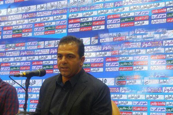 هدف مان احیای فجر است، از اولین بازیکنان تاریخ باشگاه سپاسی هستم