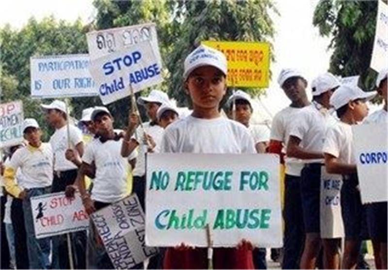 گسترش سوء استفاده جنسی از بچه ها در هند