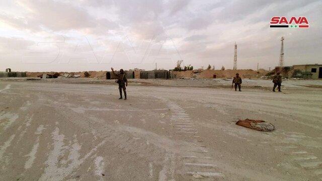 پس از سالها، ارتش سوریه وارد حسکه شد
